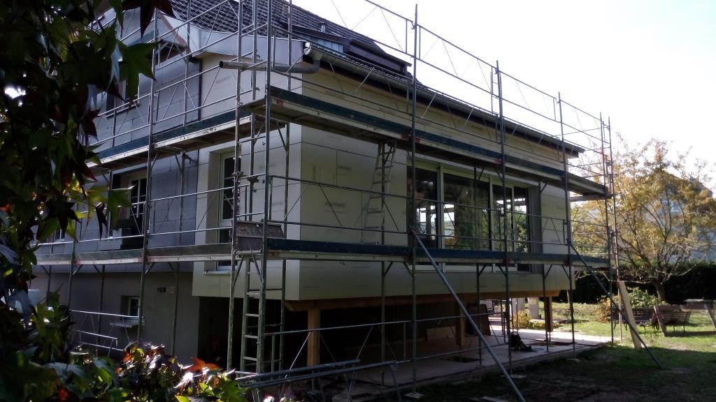 Fenêtre de toit Velux posée