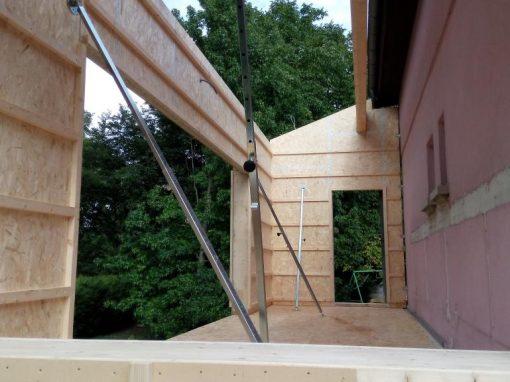 Projet h1 – extension bois – Ostwald