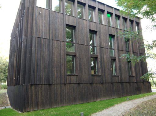 Projet bar1 – Bardage bois – Strasbourg