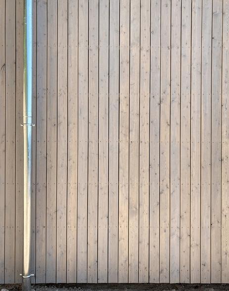 Projet bar6 - Baradge mélèze - Aspect vieux bois - Lac de Gérardmer
